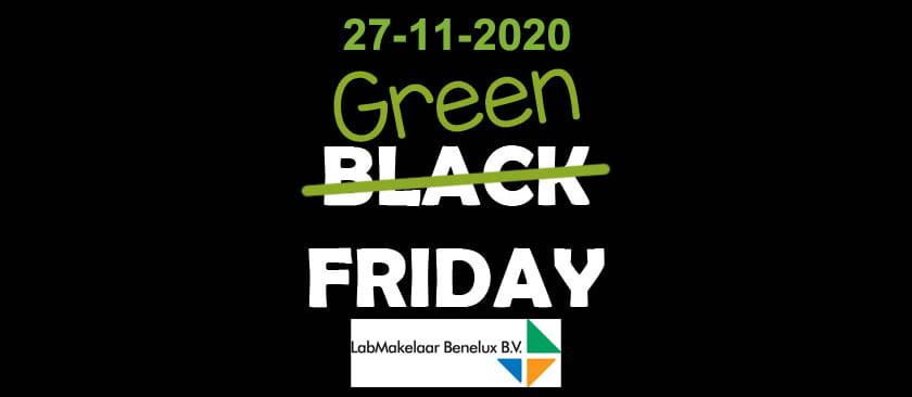 Green Friday LabMakelaar
