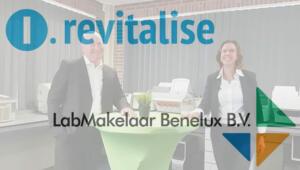 Collaboration i.Revitalise and LabMakelaar