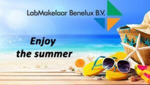 Summer holiday Labmakelaar 2021